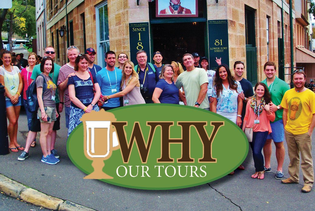 Why Our Tours