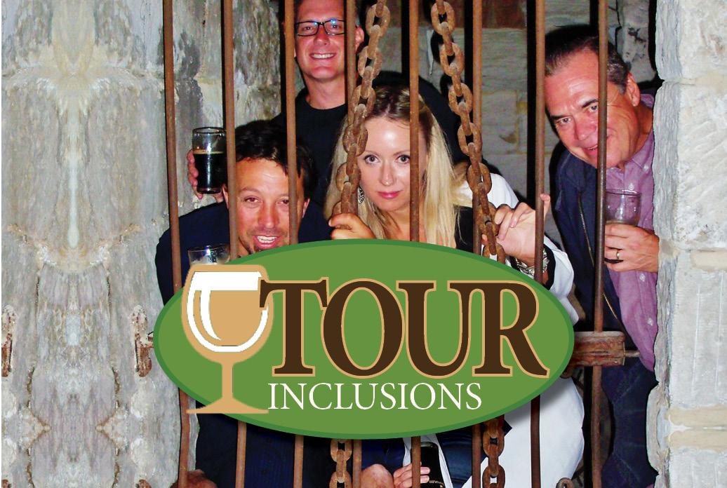 Tour inclusions