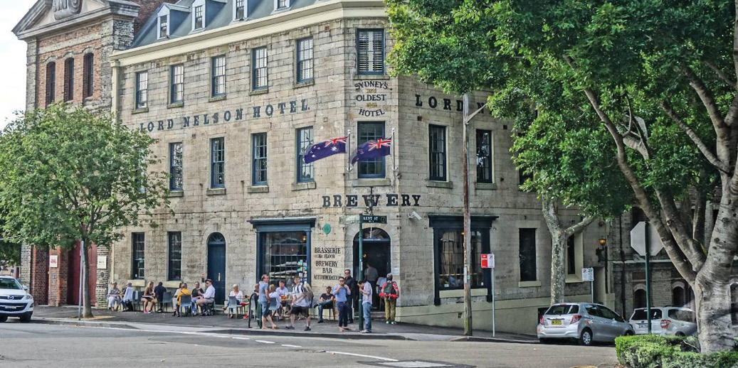 VISIT SYDNEY'S OLD ICONIC PUBS