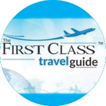 The First Class Travel Guide logo