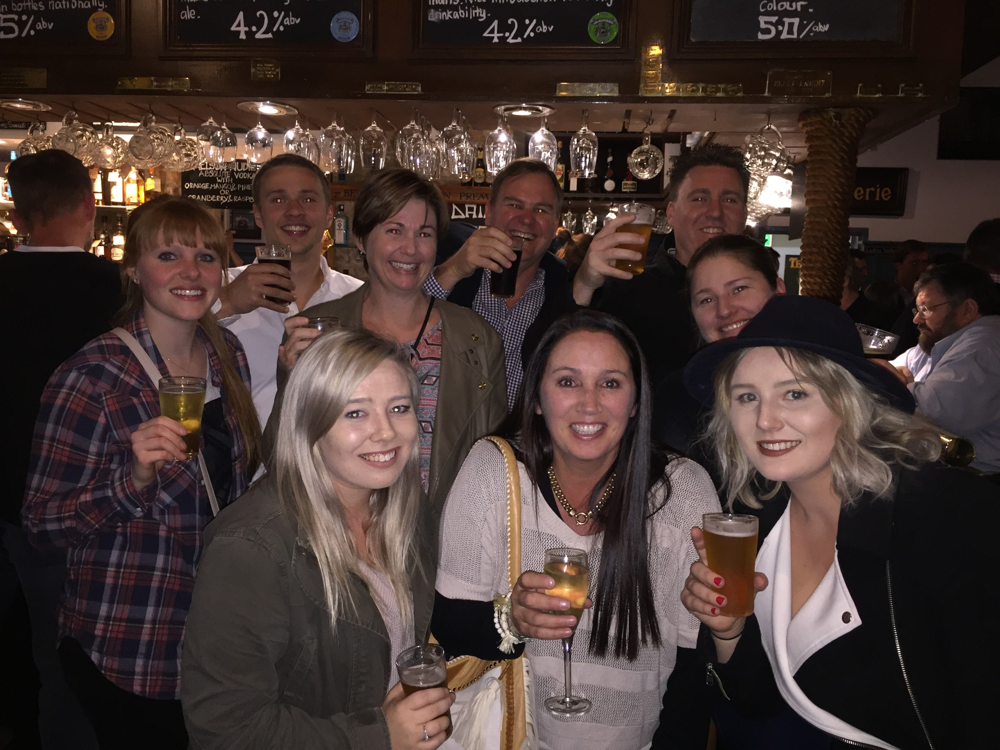 Sydney Team Building Pub Tour